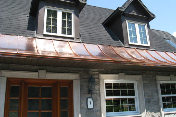 Copper Roofing 16oz